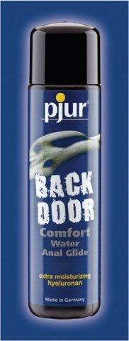Анальный лубрикант door Comfort Water Anal Glide 2ml 10 шт
