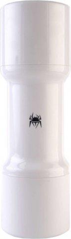 Мастурбатор Spider вагина, белая колба