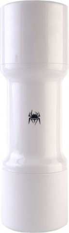 Вибромастурбатор Spider вагина, белая колба