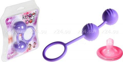 Вагинальные шарики фиолетовые, фото 3