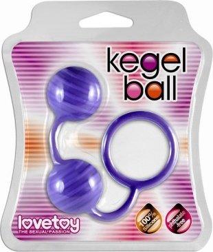 Вагинальные шарики фиолетовые