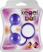 Вагинальные шарики фиолетовые | Вагинальные шарики со смещенным центром тяжести | Интернет секс шоп Мир Оргазма