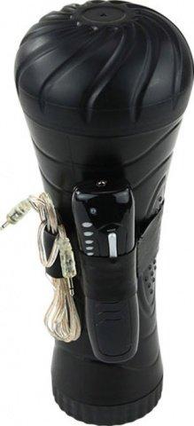 Мастурбатор Lolita в футляре, ротик, с вибратором, ультраскин, 90 х240 мм, фото 2