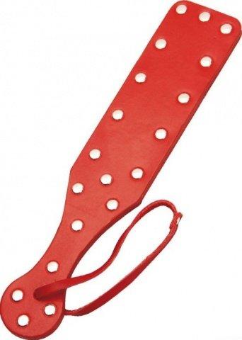 Хлопалка прямая, красная, 63 х300 мм,