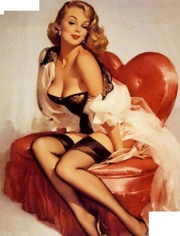 Пазл Marilyn, 300 деталей, формат А3