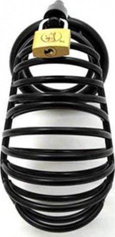 Пояс верности, мужской, горизонтальное плетение, диаметр 45 мм