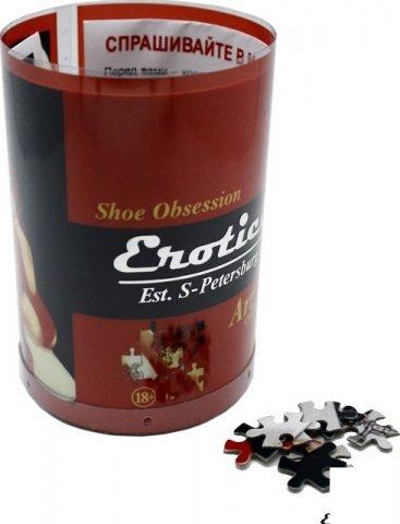 Пазл Shoe Obsession, 300 деталей, формат А3, фото 2
