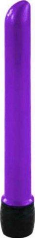 Вибратор Boy Friend анально-вагинальный, перламутрово-фиолетовый, 15 х143 мм