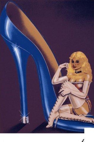 Пазл High Heel Fantasy, 300 деталей, формат А3