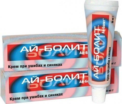 Крем Ай-Болит при ушибах и синяках, 30 мл