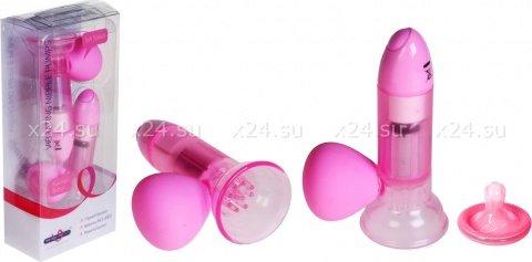Виброприсоски - стимуляторы для сосков груди, фото 2