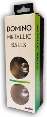 Вагинальные шарики металлические, хромированные серебристые, фото 3