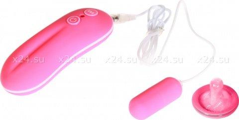Маленькое вибро-яйцо Bullet Vibrator (10 режимов), фото 2