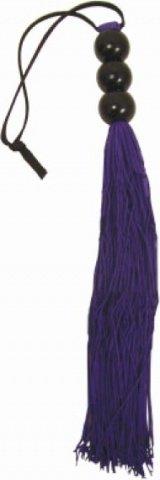 Плетка фиолетовая s&m small whip - purple, фото 2