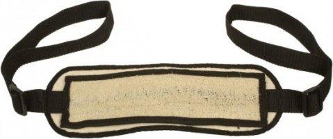 Поддержка для душа-мочалка Loofah Doggie Style Strap, фото 3