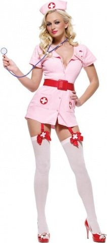 Похотливая медсестра (розовая), фото 2