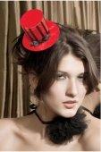 Шляпа вампира красный | Другие | Секс-шоп Мир Оргазма