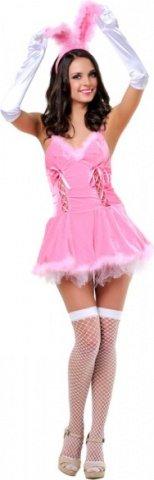 Розовый костюм зайки (Le Frivole), фото 2