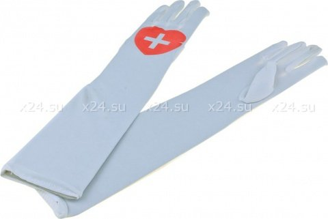 Перчатки медсестры (One Size), фото 2