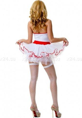 Костюм медсестры с пышной юбкой, фото 2
