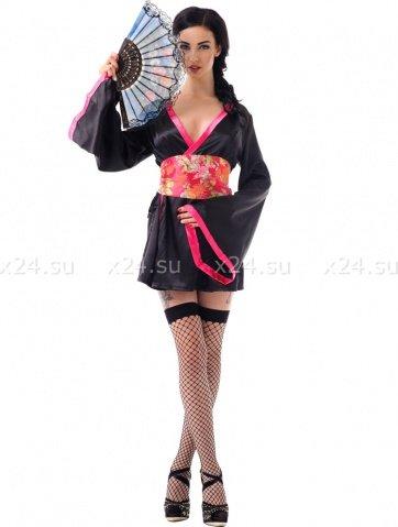 Азиатская соблазнительница