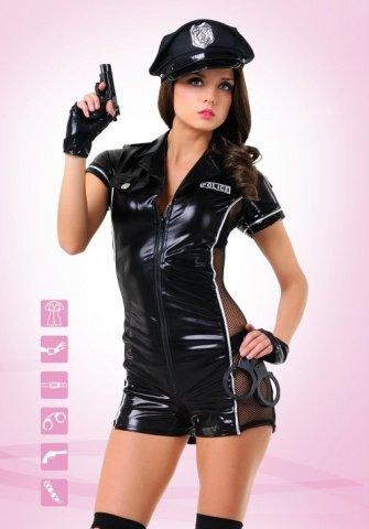 Эротический полицейский( )