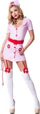 Похотливая медсестра розовый(48-50)