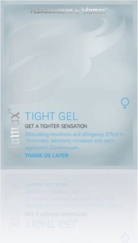 Гель для сужения влагалища Tight gel, 2 мл