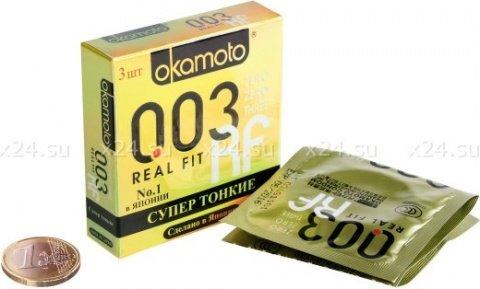 ������������ okamoto real fit ����� ������ ���������� ����� - 1 ���� (24 ��)