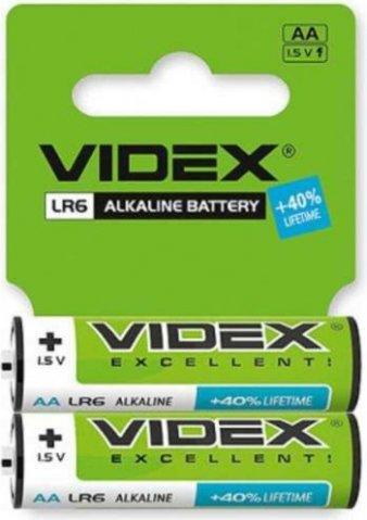 Комплект из 2 алкалиновых батареек (AA), фото 2