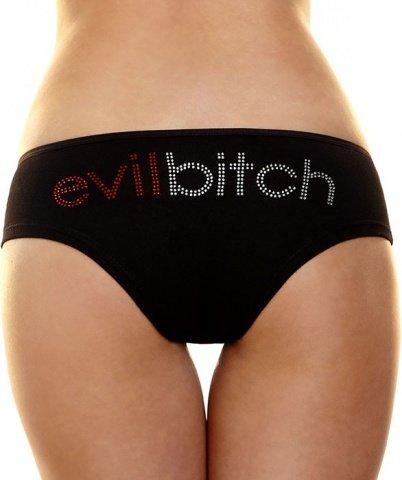 Трусики слип evil bitch