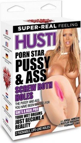 Киска и попка hustler jenna jameson, фото 3