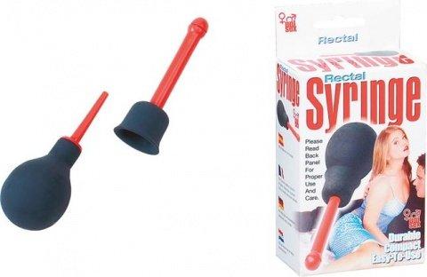 Анальный душ rectal syringe 2k386s-bxsc, фото 4