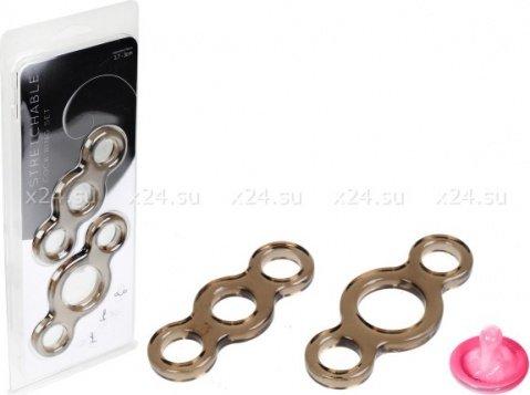 Эрекционное кольцо с подхватом, фото 2
