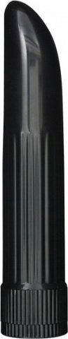 Миниатюрный вибратор Ladyfinger Black 40400SC 13 см