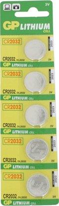 Батарейка 3v (lithium cell) в блистере по 5 шт