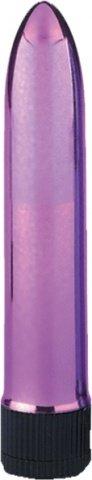 Вибратор розовый 12,7 см, фото 2