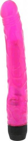Вибратор водонепроницаемый pink popsicle, фото 6