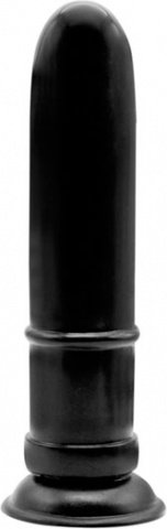 Фаллоимитатор 22,8 см, черный