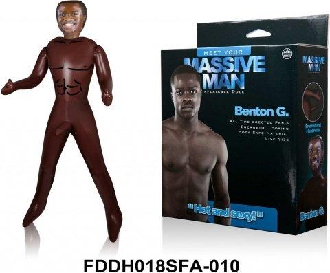 Кукла надувная (мужчина)