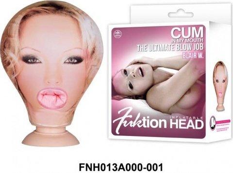 Надувная голова