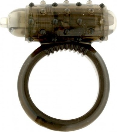 Кольцо с вибрацией mini vibrating cockring black 2k771smk-bcdsc