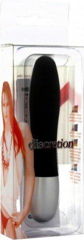 Вибратор Discretion Probe, цвет Черный, фото 2