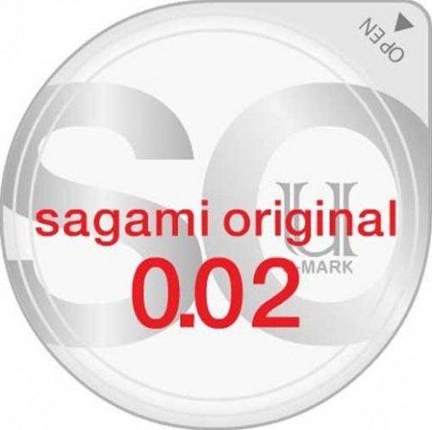 Ультратонкие полиуретановые презервативы Original 0,02 мм (6 шт.), фото 2