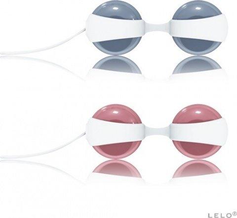 Luna beads шарики вагинальные на сцепке lelo, фото 4