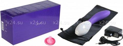 Вибратор Mona 2 фиолетовый, фото 5