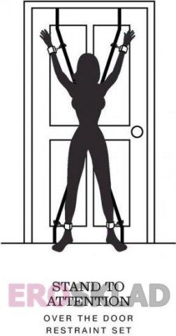 Фиксация на дверь FSoG Stand to Attention over the Door Restraint, фото 4
