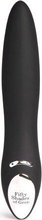 Вибромассажер G-точки Deep Within Rechargeable Vibrator черный, фото 4