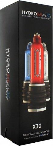 Помпа водяная Hydromax X30, цвет: Красный, фото 2