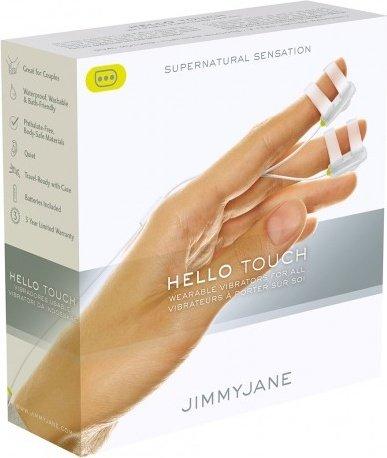 Hello touch вибронасадки на пальцы рук, фото 2